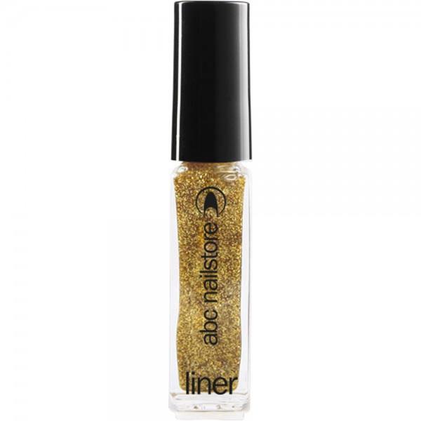 Glitterliner gold gritty, 8 ml