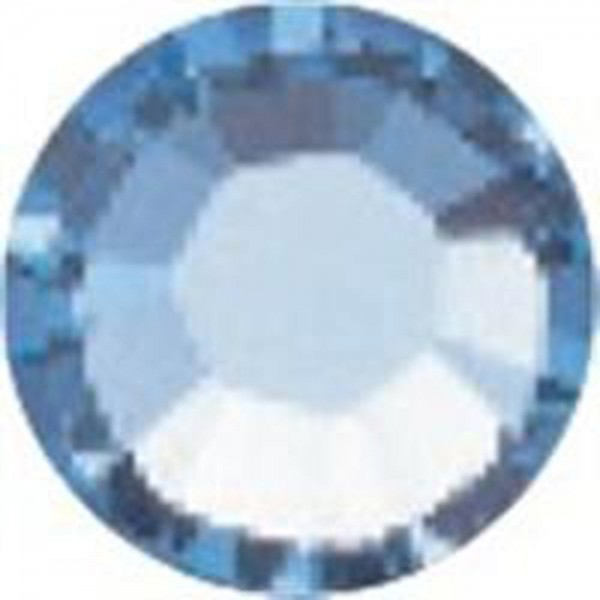 Swarovski SS5 light sapphire, 100 Stück