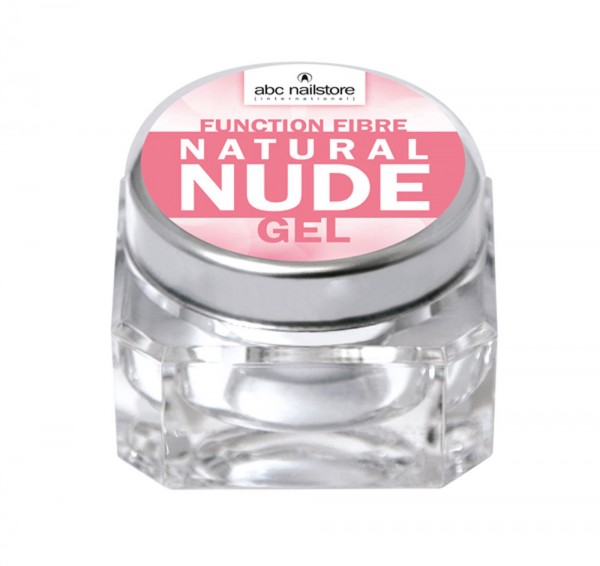 abc nailstore function fibre natural nude, 15 g