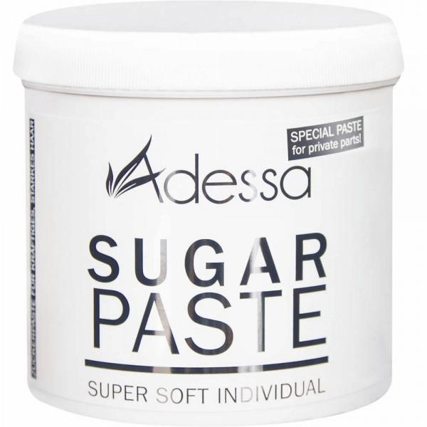 Adessa soft sugaring sugar paste super soft individual, 1000 g