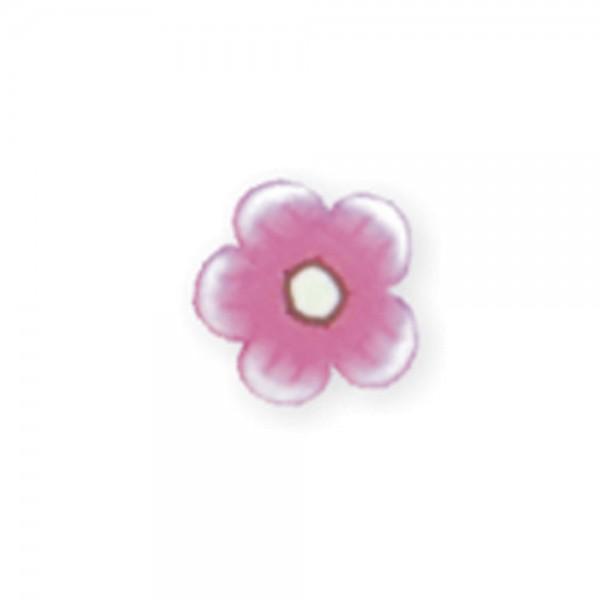 fimo flower, rose peony