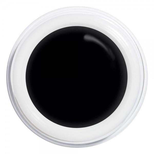 artistgel glossy colors, black shadow #2002, 5g
