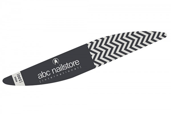 abc nailstore longlife Feile ever wave 100/180