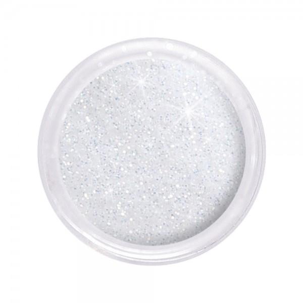 dazzling glitter 0,15 mm, iris blue #107, 6 g