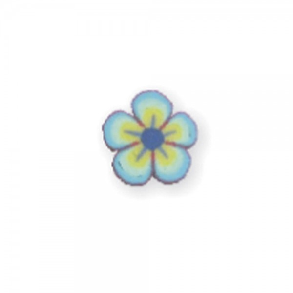 fimo flower, sweety