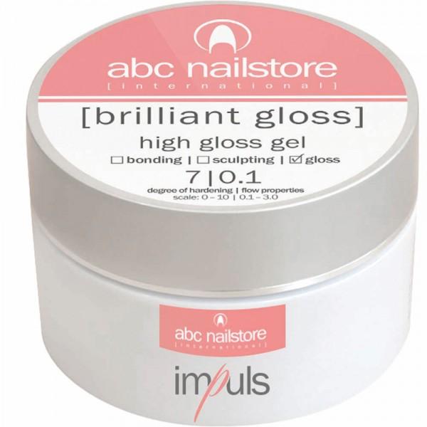 impuls brilliant gloss, high gloss gel 15 g