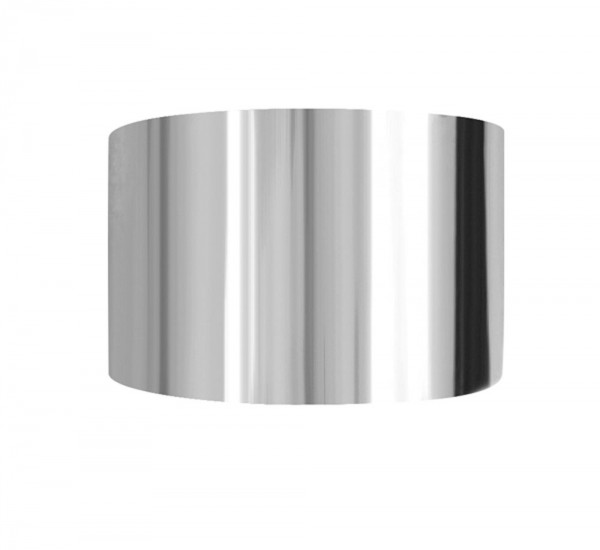 Designfoil Sterling Silver, 1 x 40cm, Breite 4 cm