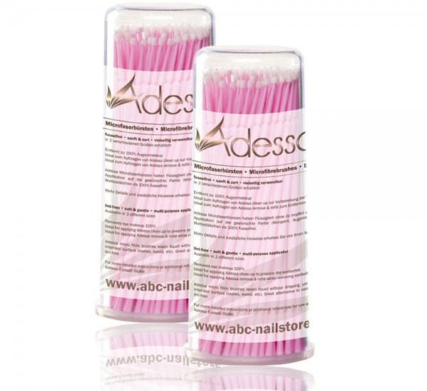 Adessa Microfibrebrushes, Grösse M, 100 Stück