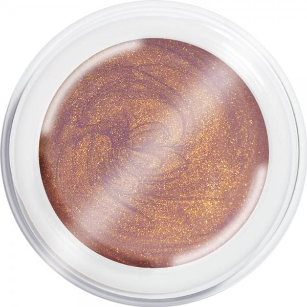 cats eye magnet gel polish dance in mauve #125 , 5 g