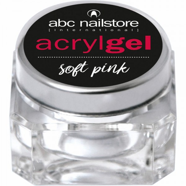 abc nailstore Acrylgel soft pink, 15 g