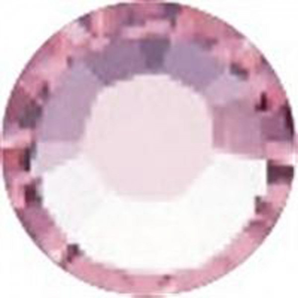 Swarovski PP9 light rose, 100 Stück