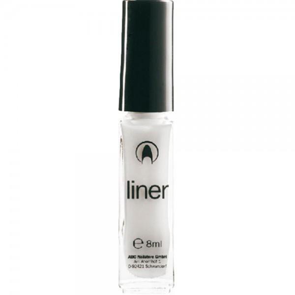 Lackliner white, 6,5 ml