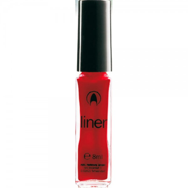 Lackliner fire red, 8,5 ml