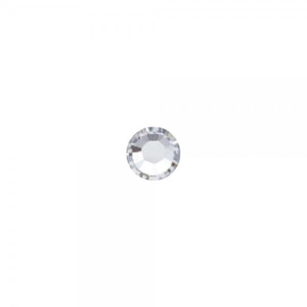 Strass-Steine SS5 crystal silver, 50 Stck