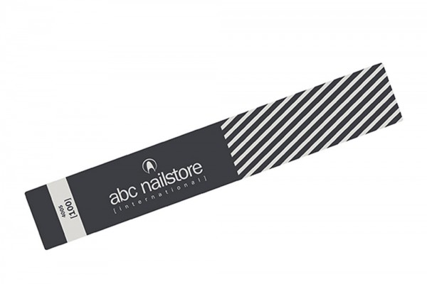 abc nailstore longlife Feile ever rectangle 100/150