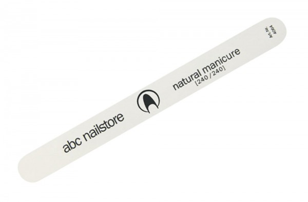 abc nailstore natural manicure 240/240