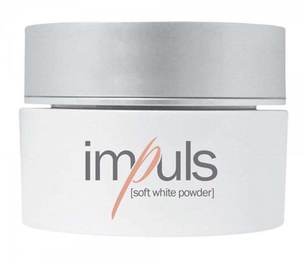 impuls soft white powder, 34 g