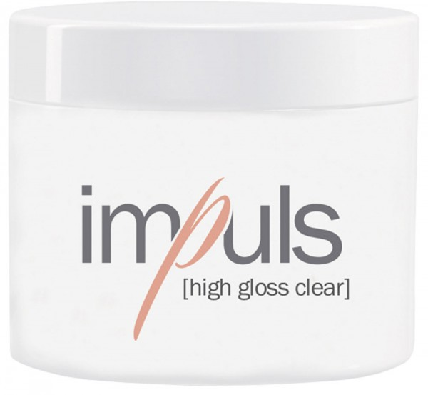 impuls high gloss clear, high gloss gel (non uv), 100 g