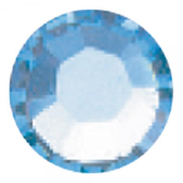 Swarovski SS3 aquamarine, 100 Stück
