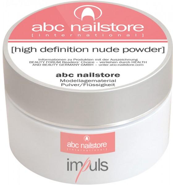 impuls high definition nude powder, 34 g
