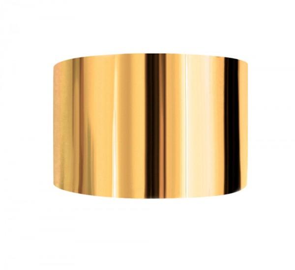 Designfoil 24K Gold, 1 x 40cm, Breite 4cm